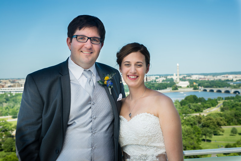 Carly and Tim - Top of the Town Wedding