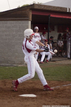 JV vs Ryle - May 8th 2013