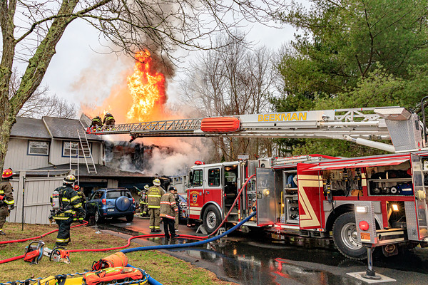 Structure Fire - 1906 Chelsea Cove South - Beekman Fire District - 3/31/2020