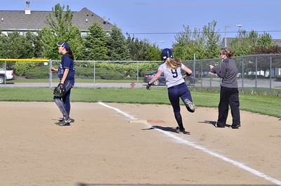 OE Freshmen softball Vs Plainfield So. 2015