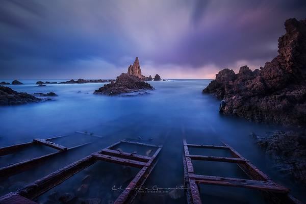 Spanish Seascapes | Paisagens de Costa de Espanha