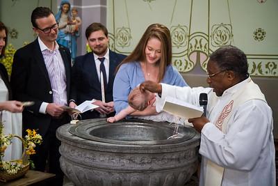 Baptême Victoria