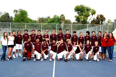 La Serna Tennis 09-10