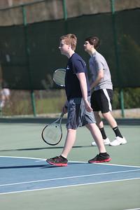 Darlington JV Tennis 2013season