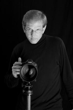Chris Pedersen Self Portraits