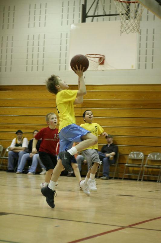 3rd and 4th Grade Basketball
