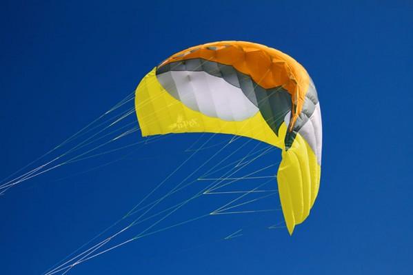 HQ Apex IV Depower Foil Kite Kiteboarding Snowkiting