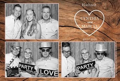 Cynthia & Marcel