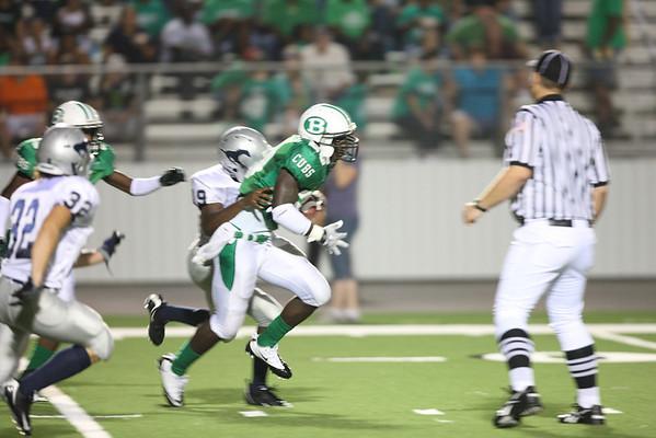 Lamar Mustang Football (2010)