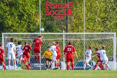 2015 Boys JV Soccer - HSE