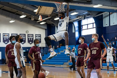 Poughkeepsie HS vs. Arlington HS, March 11, 2021