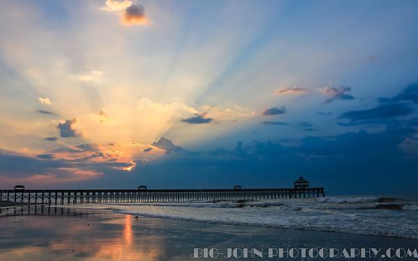Folly Beach South Carolina 8-2015