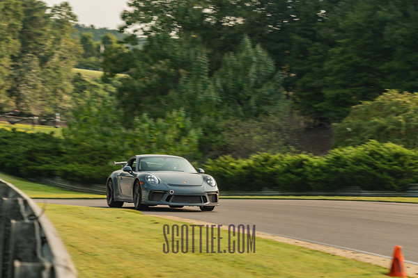 911 GT3 Graphite Blue #411