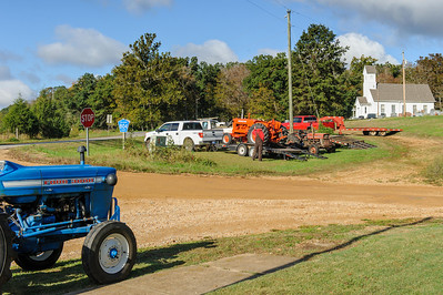 2013 10 19 BO CO Antique Tractor Club Fall Drive
