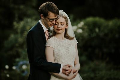 Imogen and James' Prestwold Hall Wedding