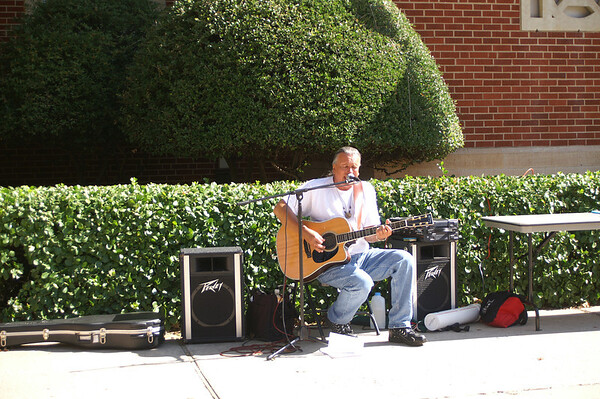 Michael Jacobs Concert