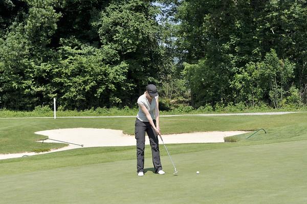 2010, Golfschnupperkurs