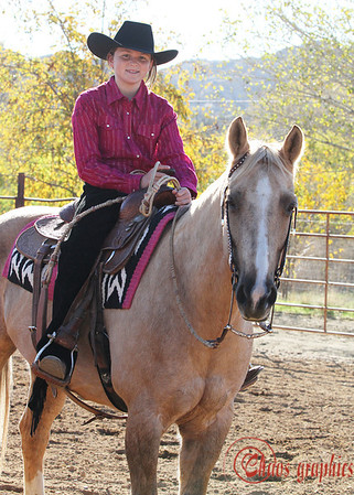 Eastside Ranch - Ranch Horse Versatility Competition, December 4