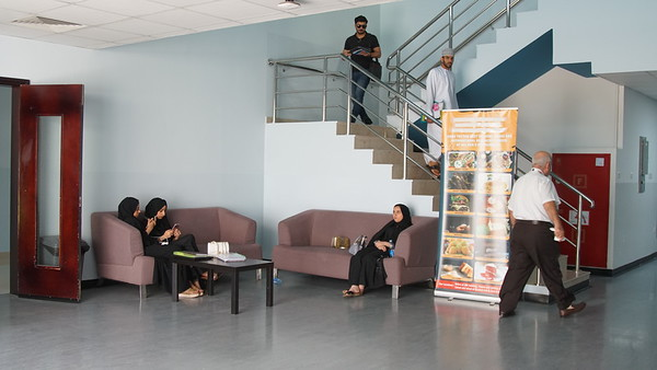 Student Lounge-Foyer