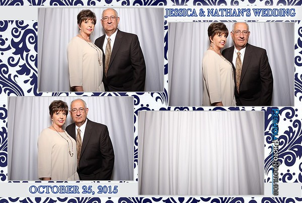 Jessica & Nathan's Wedding