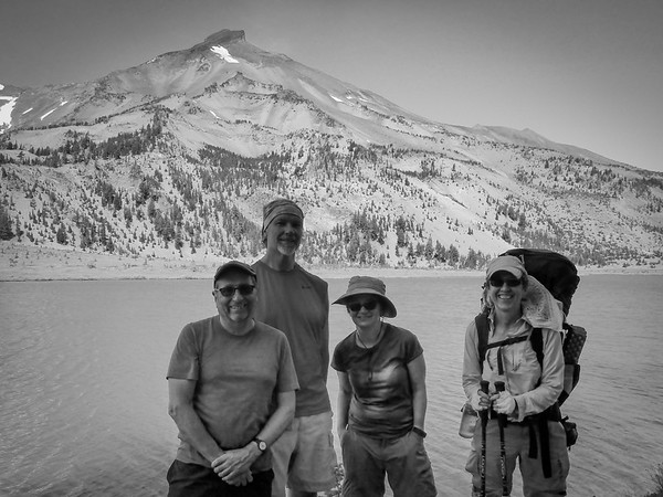 Loopers: backpacking circuit of the Sisters, Oregon