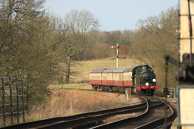 20160207 Bluebell Railway
