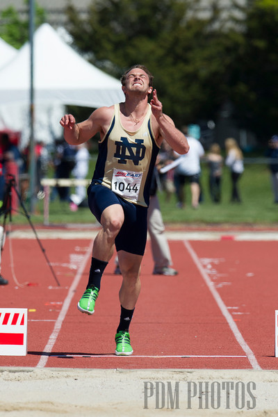 Big East Track and Field Championships 05-04-2013