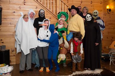 2014-10-31 Halloween up North