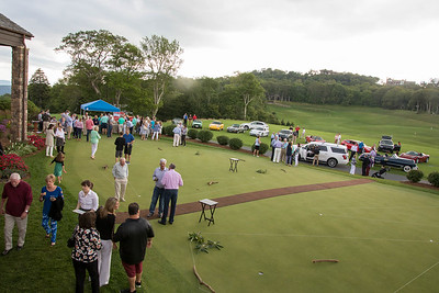 The Classic Cocktail Party & Putting Contest - July 26, 2018