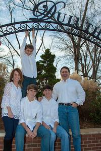 Yates family 2012