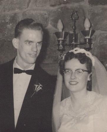 1954 - Wedding