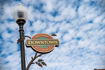 Historic Downtown St. Charles 2.23.20
