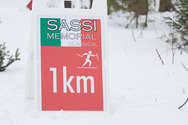 Girls 2020 Sassi 5k Classical