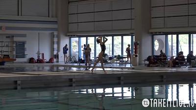 E02 Senior Solo Tech Competition 2015 U.S. Open Synchronized Swimming Championships - Takeitlive.tv Livesynchro Channel