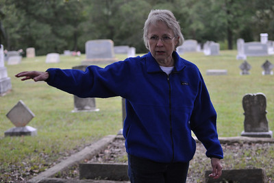 Centennial Historical Cemetery Walk