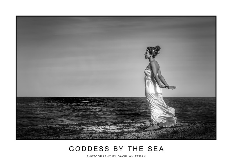Goddess by the Sea