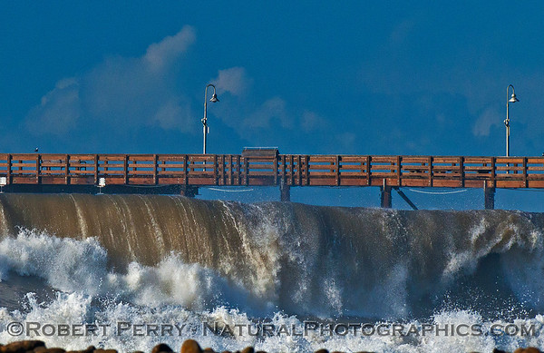 First El Niño Swells:  2015 12-08 & 12-11 Ventura