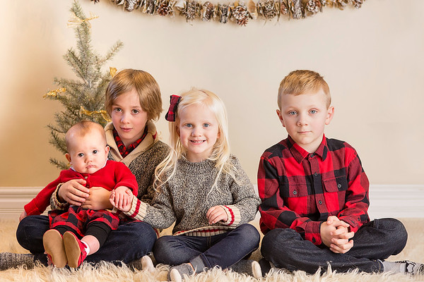 Holiday Mini Sessions-Jack, Ben, Evelyn and Audrey [For Erin]