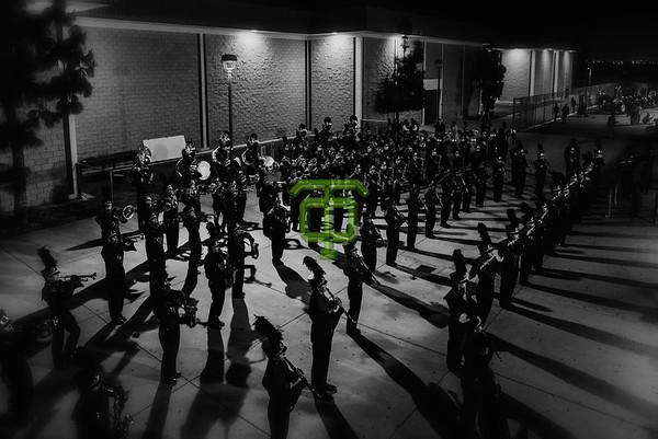 TOHS Band Finals Warm-up