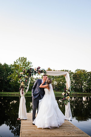 Sarah + Chris | The Lake House | 10.03.2020