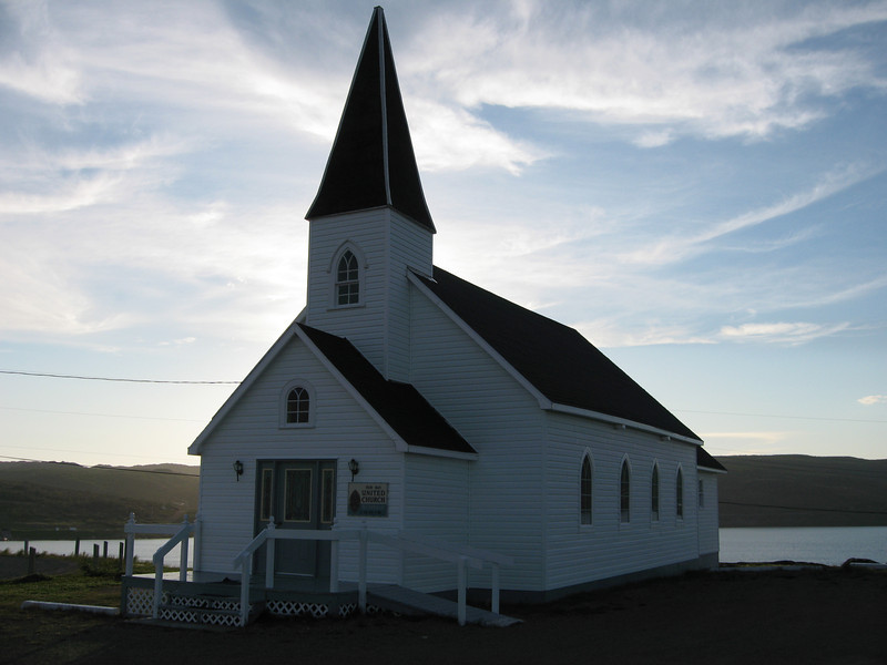 Church in Red Bay