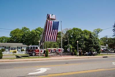 2019 Mastic Memorial Day Service & Parade.