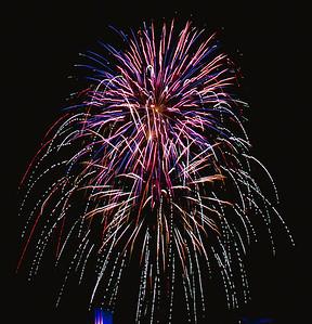 Amherst Fireworks