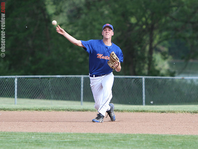 Penn Yan Baseball 5-25-12