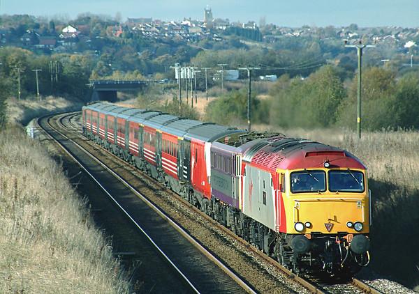 1st November 2003: Horwich