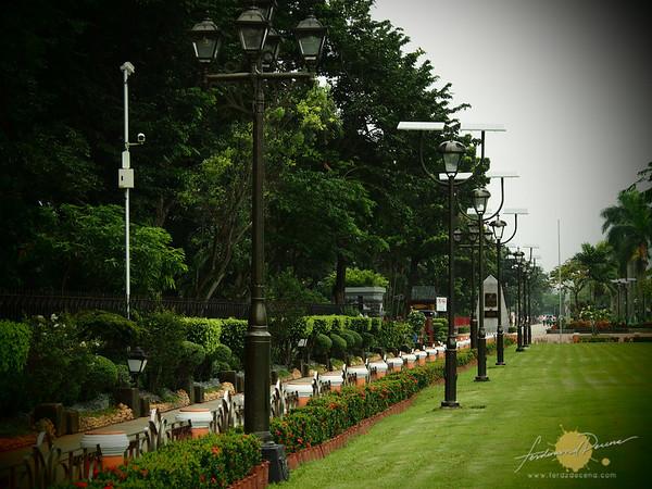 Rizal Park Tour