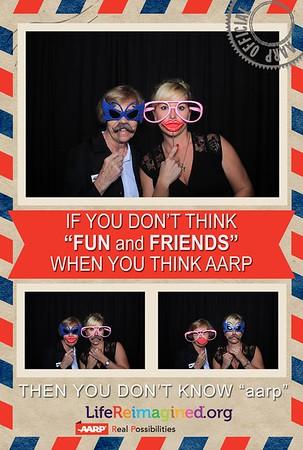AARP - 2015 Meet and Greet