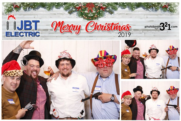 JBT Electric Christmas 2019