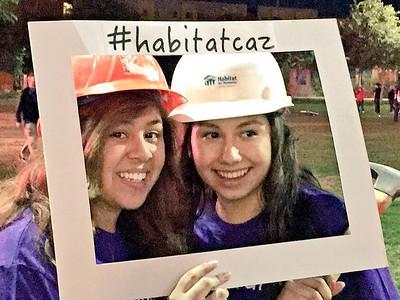 Habitat Night at GCU