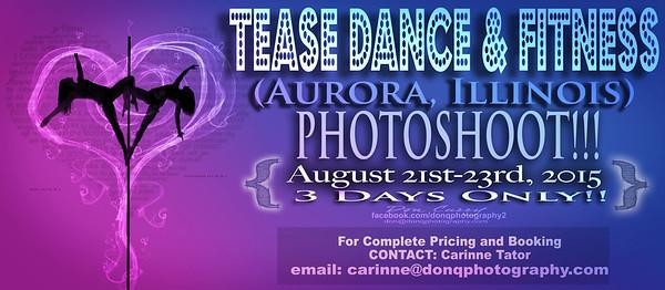 Tease (Aurora, Illinois) 013015